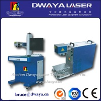 30w metal fiber laser cutting/engraving machine for knife/jewelry/pen/acrylic