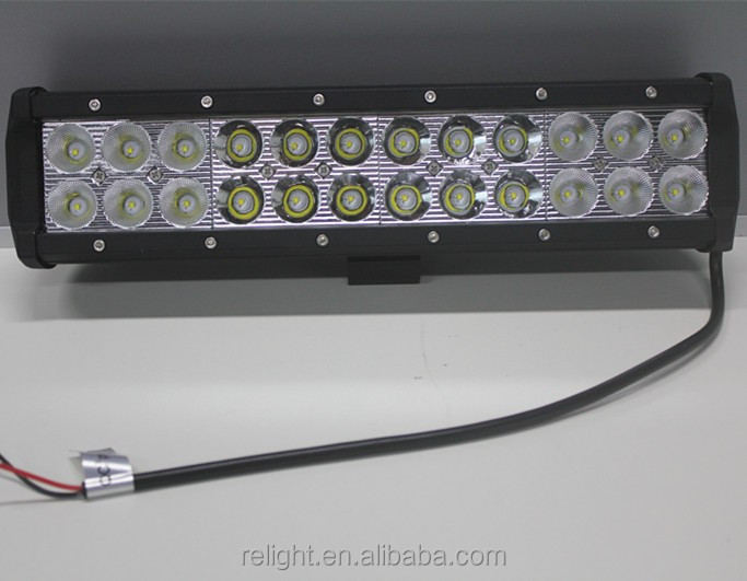 LED car roof light roof rack light bar 12V