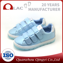 best quality upper PU fashion casual shoes for kids