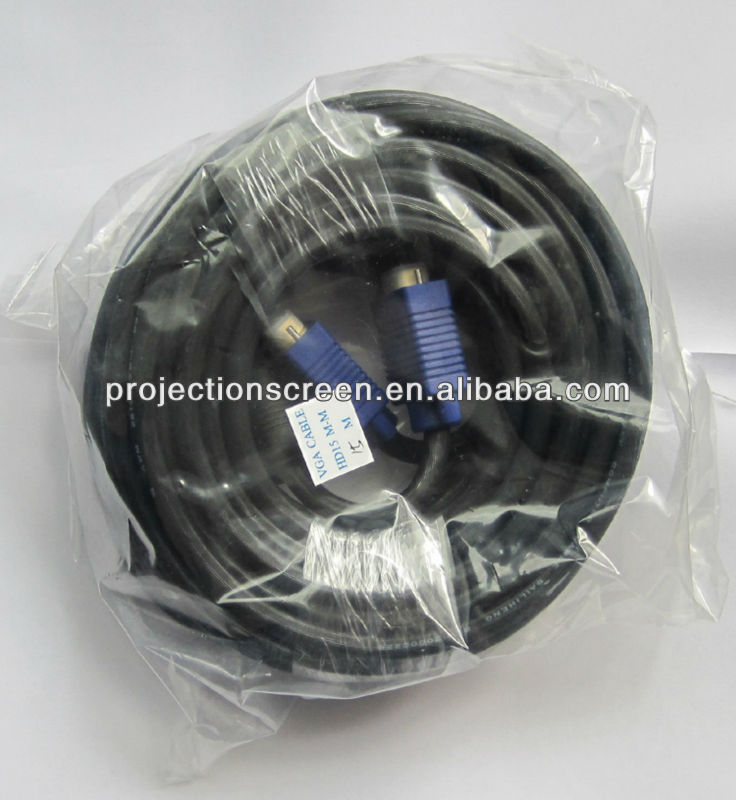 30M Vga cable for high quality(3+6)