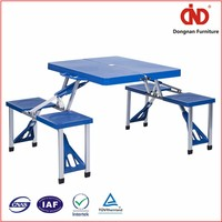 Hot Sales Fashion Folding Conference Table And Chair