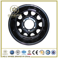 high strengh off road tires and wheels 4x4 for SUV