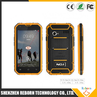 4.5 Inch No.1 M2 IP68 Smartphone Dual SIM Quad Core1GB Ram Android5.0 Waterproof Dustproof Shockproof