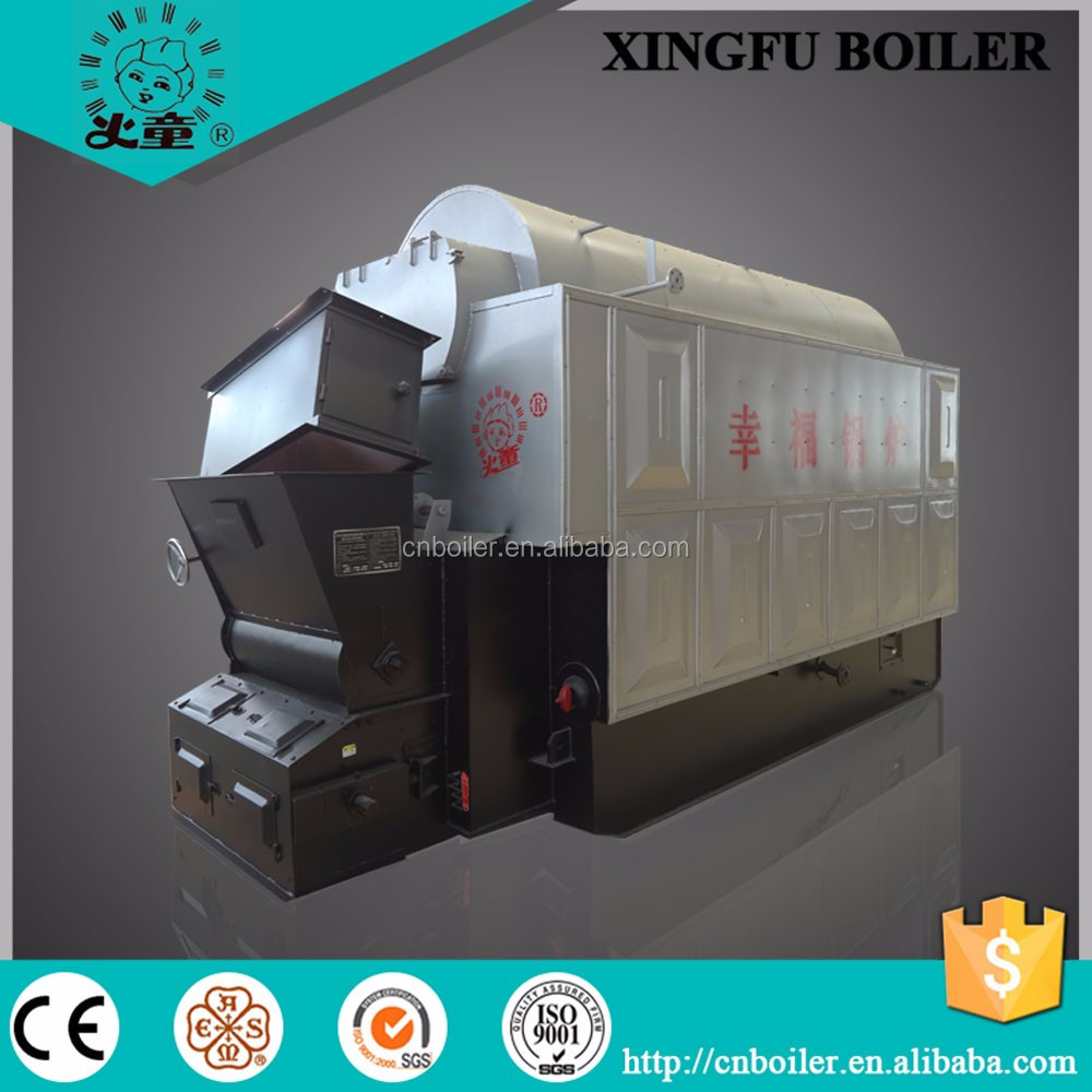 1 2 4 6 8 10 12 15 20 ton industrial water fire tube chain grate coal fired steam boiler caldera de vapor for sale