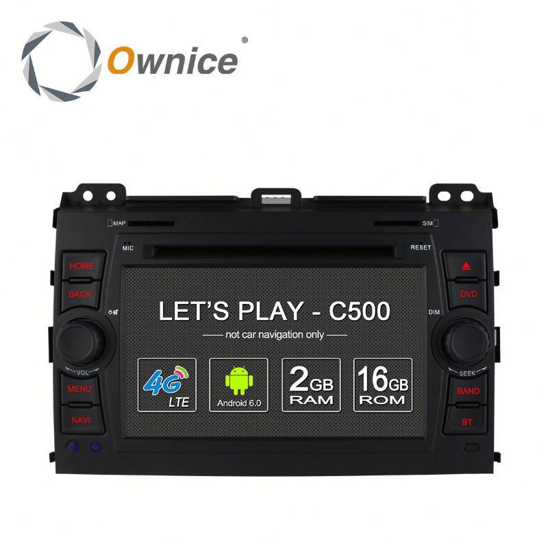 double din car dvd for opel toyota land cruiser 6 disc car dvd changer Built-in WIFI 4G LTE DAB+ TPMS dvd players car