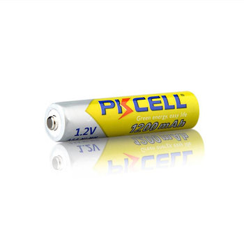 2017 PKCELL Rechargeable Battery nimh aaa 1.2v 1200mah Batteries