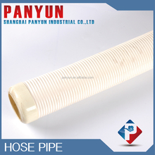 Plastic Washer Washing Machine Waste Water Drain Hose Pipe Gray