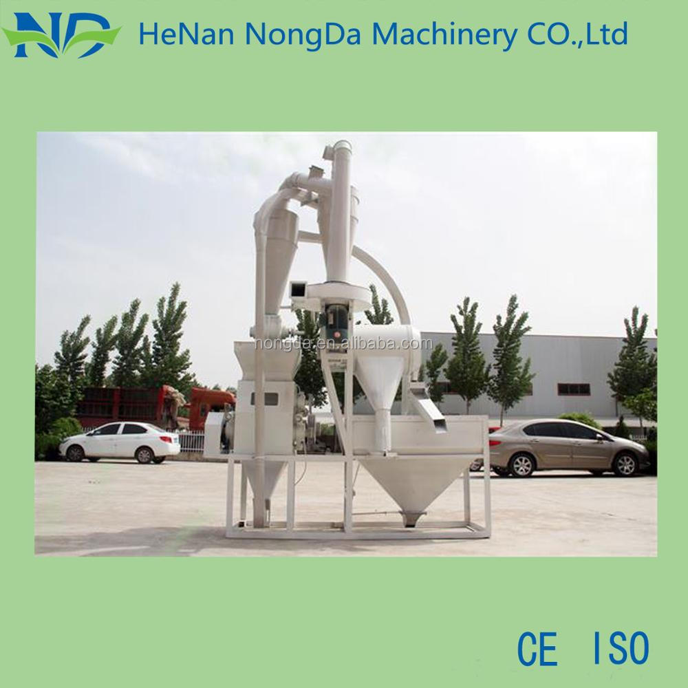 corn grits flour mill processing machine