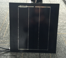 10W 4V Black Mono Solar Panel Without Frame of Solar Roofing Tile