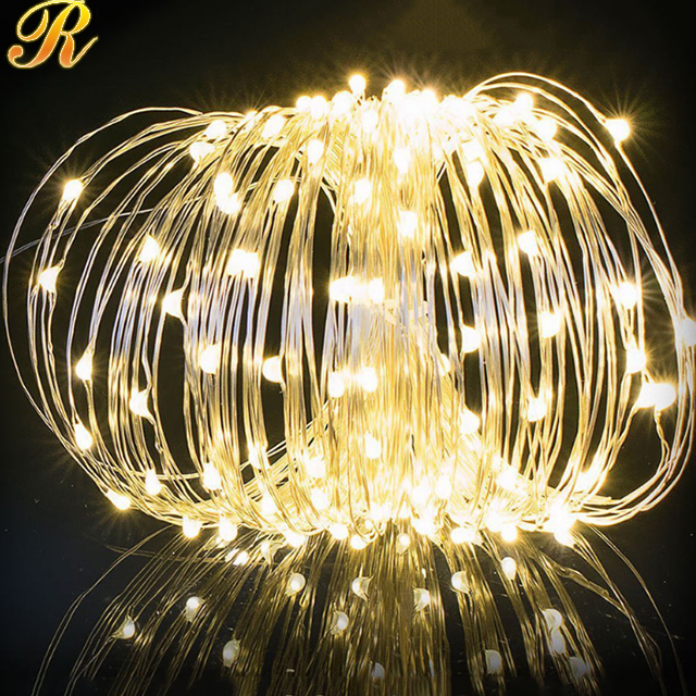 Factory direct sale of LED christmas tree fairy lights