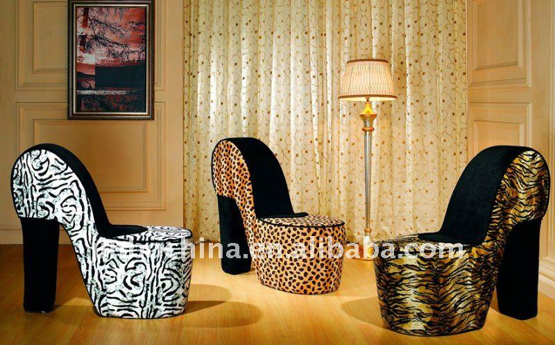 Forma de zapato silla sillas para la sala de estar identificaci n del producto 494542265 spanish - Sillas la forma ...
