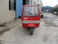 Three Wheel Motor Tricycle With Cabin 200cc Cargo Use For Heavy Load On Sale