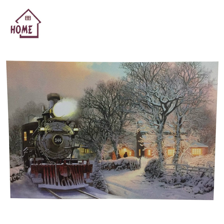 Wholesale High Quality home goods wall art canvas painting 3d wall painting for home decor