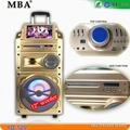 Professional power amplifier wireless outdoor speakers lowes stage party speaker dj speaker