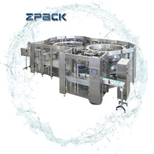 Factory price fully automatic complete small scale drinking mineral water bottling plant