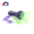 Outdoor handle design pull string line flying saucer toy for kids