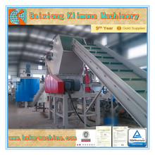 PET Bottles Crushing and Washing Line