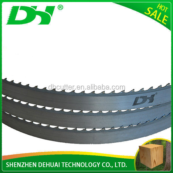 Band saw blade sawmill wood mizer band saw blade