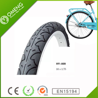 New Design Wholesale High Quality Rubber 24 Inches Bicycle Tyre