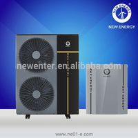 work under -20'C water spa sai global/watermark all in one heat pump stable with good COP