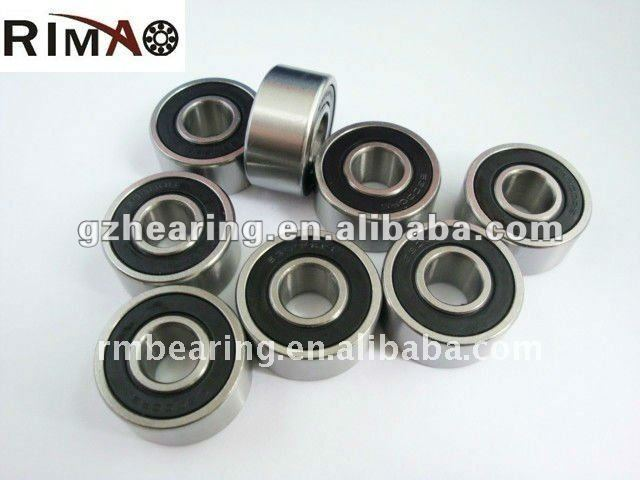 63002 2RS Deep groove ball bearing 63002 bearing for bicycle bike