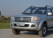 4x4 Dongfeng Rich pickup truck in Euro 3 standard with Gasoline/diesel engine & top quality from the factory directly