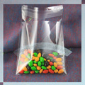 OPP Clear Resealable cello bag, custom size and printing