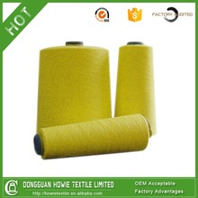 High Tenacity Flame Retardant Para Aramid Yarn for sewing FireFigther Uniform