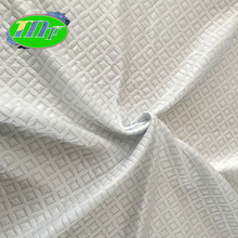 Breathable comfort massage bed mattress fabric