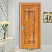 Interior MDF PVC doors for sale singapore(Top quality,quickly lead time)
