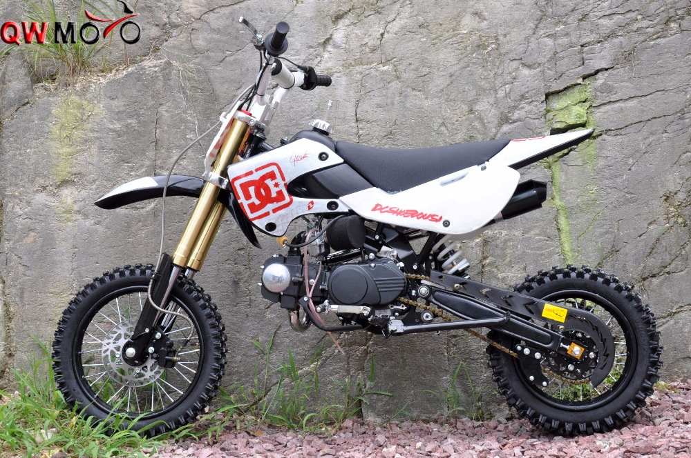 140cc 150cc 160cc Pitbike 4 Strokes Off-road Motocross Bike for Professional QWMOTO