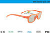 TV Circular Polarized 3D Glasses for people enjoyable, light frame