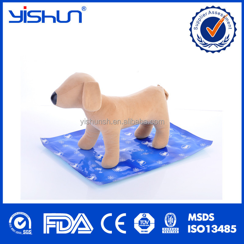 2016 Summer Hot Sale Cycling Gel Pet Cool Pad
