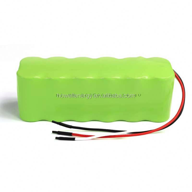 nimh pack/ sc 14.4v nimh rechargeable battery/ high quality nimh battery