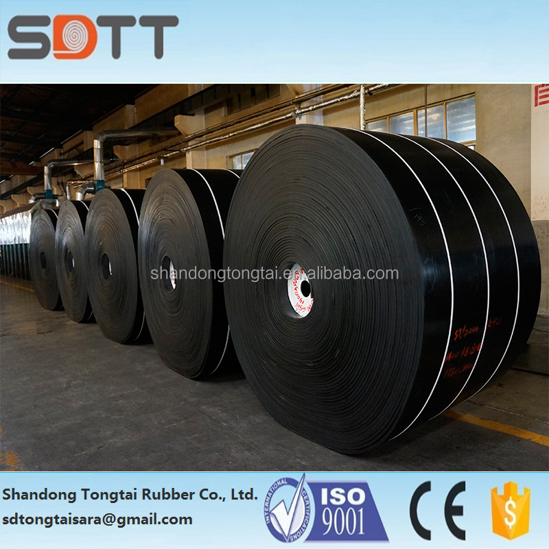 Oil-Resistant stainless steel flat flex wire mesh conveyor belt for coal mining