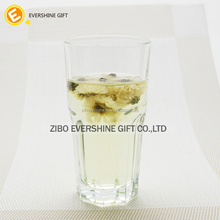 12 oz drinking transparent drink cup crystal water glass cup