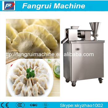 China supplier commercial dough sheeter dumpling machine