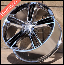19x8.5 inch Quality discount alloy rims best selling rims