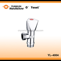 1/2*3/4 Angle Stop Valve made in Zhejiang manufacture