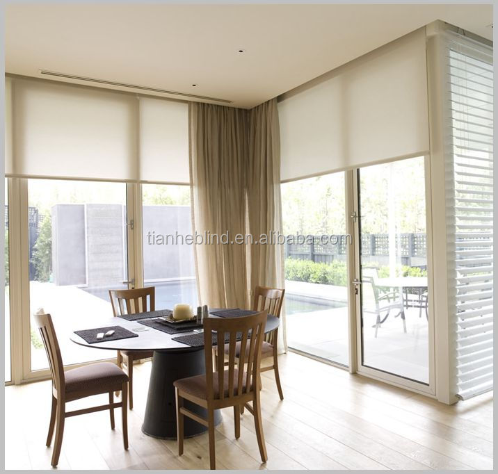 2016 Latest Cheap price Windows use roller fire retardant blinds Fabrics for Roller Blinds