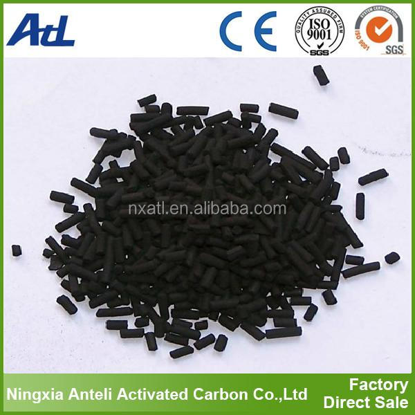 Adsorption Particles Bulk Pellet Powder Wood Based Activated Carbon