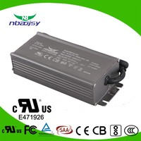 50-100W output power waterproof led driver ce ul listed
