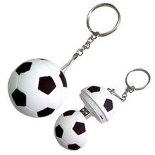 2017 New Arrival Novelty Item Gift Football Shaped 8GB USB Flash Memory Stick with Custom Usb Logo