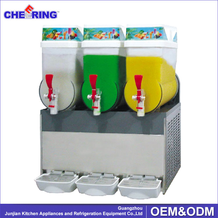 15L*3 slush machine for sale