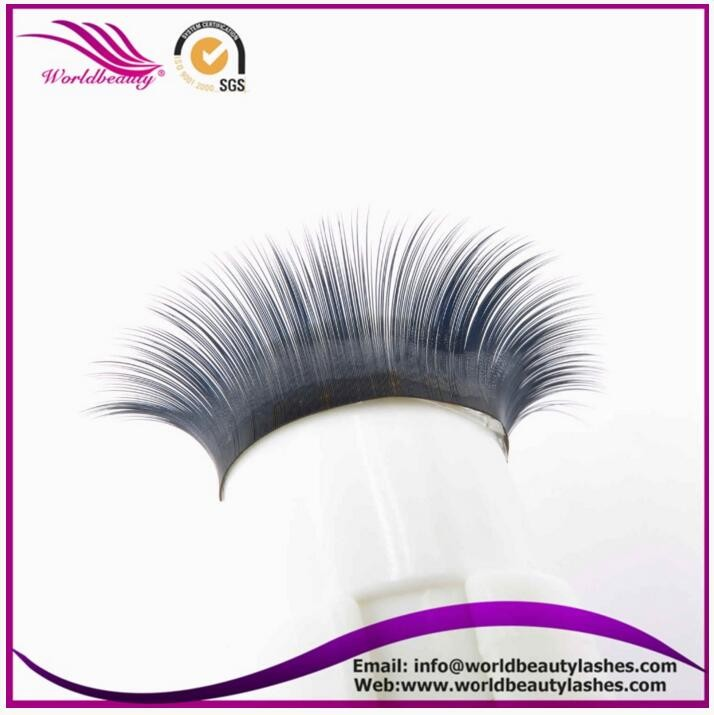 Russian/Camellia Volume Lashes Extension, 0.05, 0.07, 0.10