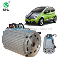 Selling 72v 6kw electric car hub motor 5kw driving kit with low price