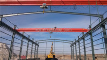 demountable industry light steel construction prefabricated workshop