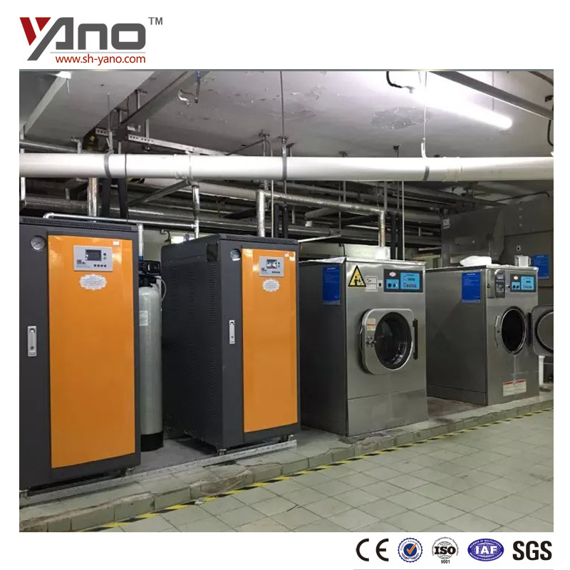 Quality 100KW 143KG/H for Hotel Washing Machine Steam Boiler for Hotel