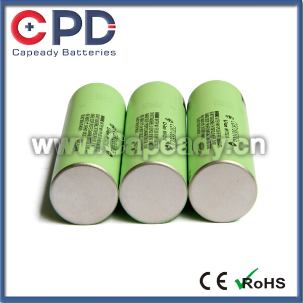 Capeady CPD Genuine CGR18650CG Battery 2200mAh Rechargeable 18650 Battery 3.7V CGR18650