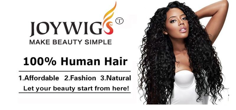 2016 Joywigs Fashionable New Arrival Unprocessed Brazalian Hair Virgin Human Hair Blonde Colour Body Wave Lace Front Wig